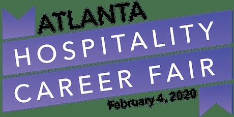 Atlanta Hospitality Career Fair tickets