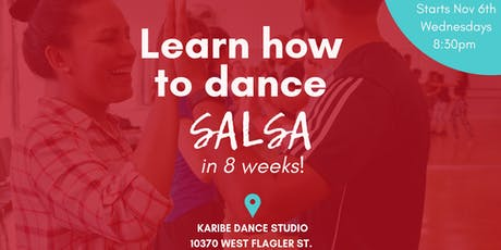 Beginners: Learn how to dance Salsa! tickets
