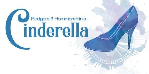 Roger & Hammerstein's Cinderella: Thursday April 2nd @ 7pm