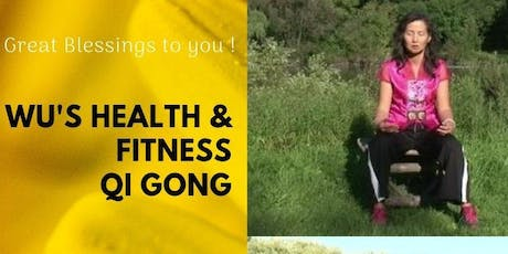 Family  Chi Gong for Health with Master Teresa and Keith Murchie tickets