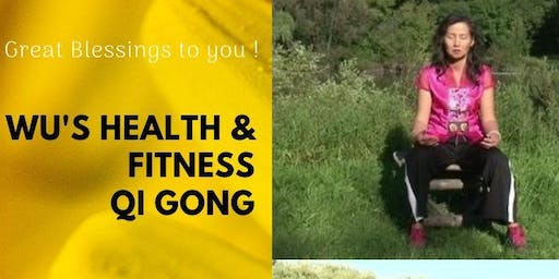 Family  Chi Gong for Health with Master Teresa and Keith Murchie