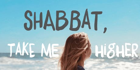 Shabbat Take Me Higher: December tickets