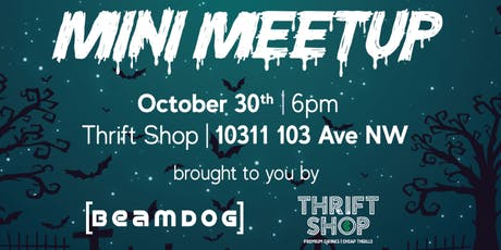 Edmonton Twitch Mini Meetup October 2019 tickets