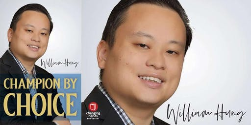 Changing Hands presents William Hung: Champion by Choice