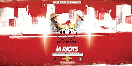 EC Twins   LA Riots tickets