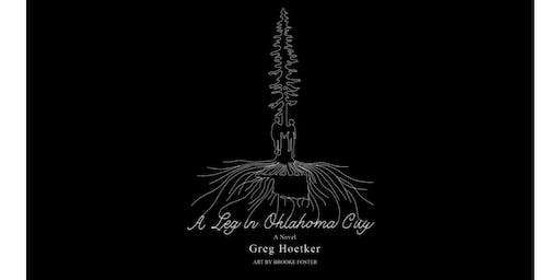 """A Leg in Oklahoma City"", Grand Book Release, Second Edition"