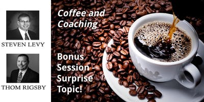 Coffee & Coaching (Fall 2019): Bonus Session - Surprise Topic!