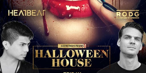 Halloween House FT Heatbeat & Rodg