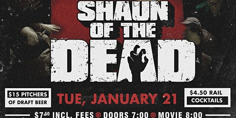 Shaun of the Dead Movie Party tickets