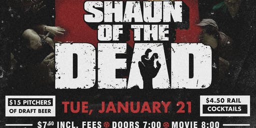 Shaun of the Dead Movie Party