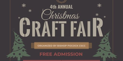 4th Annual Christmas Craft Fair