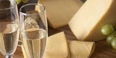 Sparkling Wine from Around the World and their Cheese Matches Made in Heaven tickets