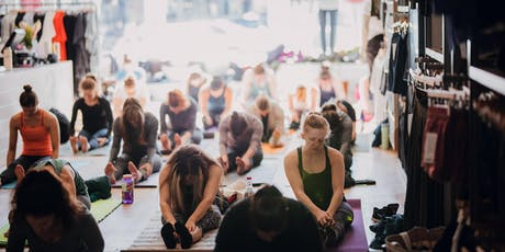 Women& Yoga - November 2019 tickets