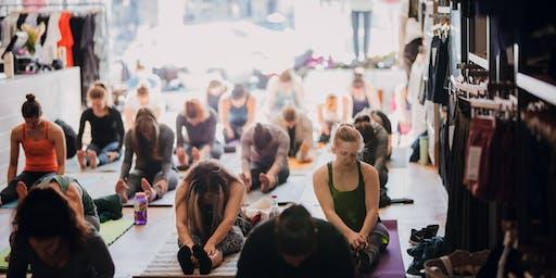 Women& Yoga - November 2019
