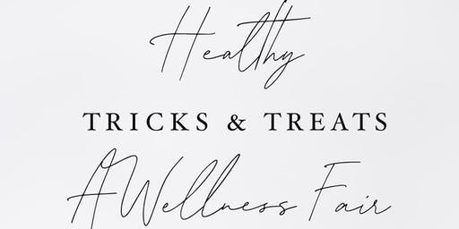 Healthy Tricks & Treats Wellness Fair