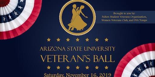 2019 ASU Military Veterans Ball