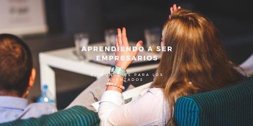 De emprendedor a empresario.