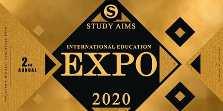 International Education Expo 2020 by Study Aims tickets