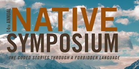 14th Annual Native Symposium (Sunrise Ceremony & Breakfast) tickets