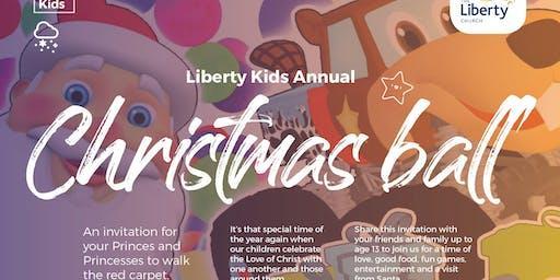 Liberty Kids Christmas Ball 2019
