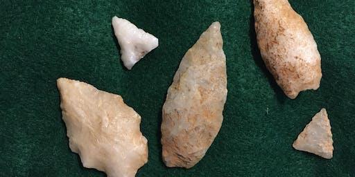 Archeological Sites in Southampton County Virginia