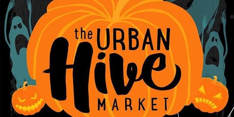 An Artisan Halloween at the UrbanHiveMarket! tickets