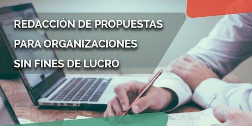 Redacción de Propuestas para Organizaciones Sin Fines de Lucro (Arecibo)