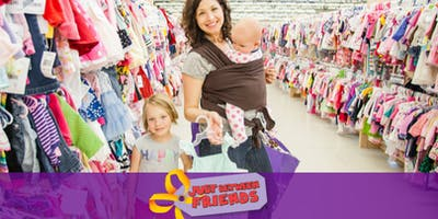 FREE Admission Ticket   JBF MEGA Kids' Consignment Sale Spring 2020