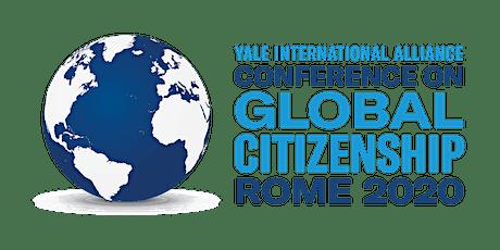 Yale International Alliance Conference on Global Citizenship biglietti
