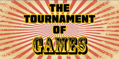The Tournament of Games tickets