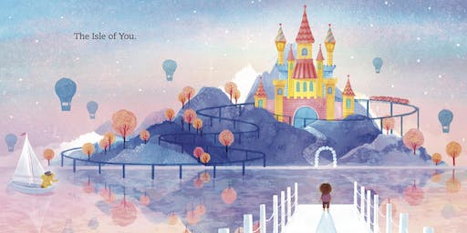 Toddler Tuesdays: Isle of You Storytime