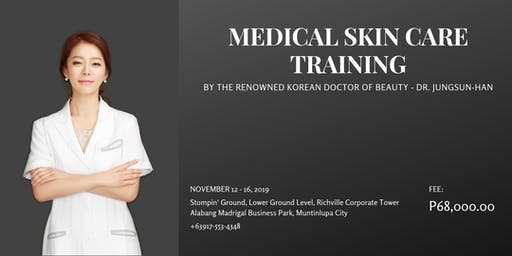 Medical Skin Care Training
