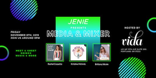 JENIE Media & Mixer
