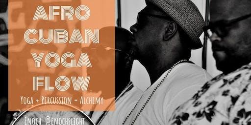 Afro-Cuban Yoga Flow