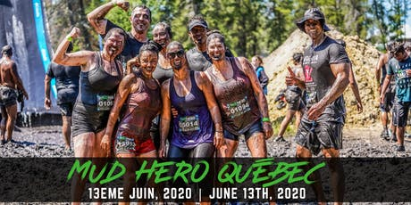 Mud Hero - Québec tickets