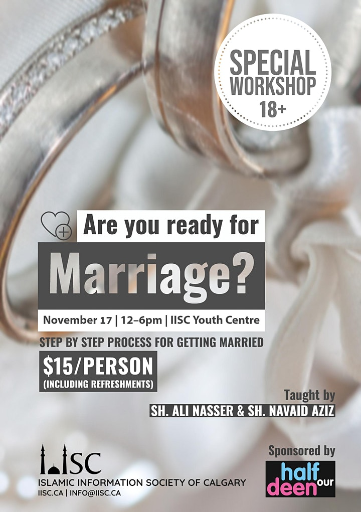 Are you ready for marriage? image