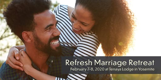 Refresh Marriage Retreat 2020