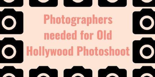Old Hollywood Photoshoot (Photographers)