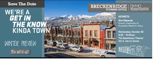 Breckenridge Tourism Office - Winter Preview