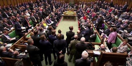 UK Parliament Week Manchester - Workshop tickets