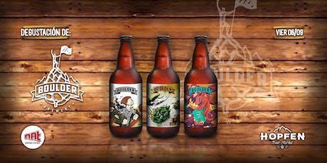 Degustación de Artis Homebrewers en Hopfen Beer Market tickets