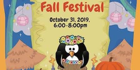 Fall Festival Luau