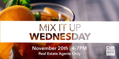 Mix It Up Wednesday