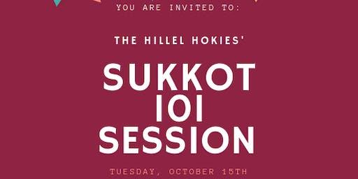 Sukkot 101 Session!!!
