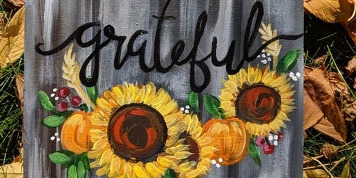 October Paint with Christina Hull