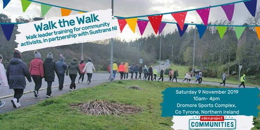 Walk Leader training with Eden Project Communities