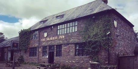 Hallows Eve @ The Skirrid Inn Ghost Hunt Supper (Monmouthshire) - £45 P/P tickets