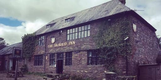 Hallows Eve @ The Skirrid Inn Ghost Hunt Supper (Monmouthshire) - £45 P/P