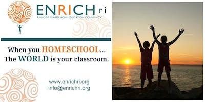Introduction to Homeschooling:  Barrington, RI