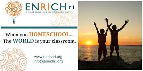 Introduction to Homeschooling:  Barrington, RI tickets